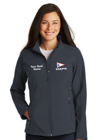HAP-L317 Ladies Core Soft Shell Jacket