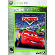 Cars For Xbox 360 With Manual and Case - EE672777