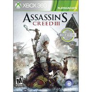 Assassin's Creed III For Xbox 360 - EE672917