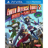 Earth Defense Force 2: Invaders From Planet Space PlayStation Vita For - EE672966