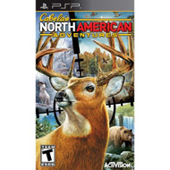Cabela's North American Adventures 2011 Sony For PSP UMD With Manual - EE673040