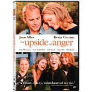 The Upside Of Anger On DVD With Joan Allen Comedy - EE673074