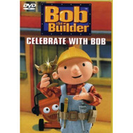 Bob The Builder Celebrate With Bob DVD - EE673083