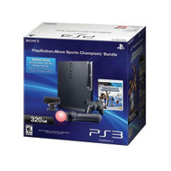 Sony PlayStation PS3 320GB Sports Champ Bundle - ZZ673202