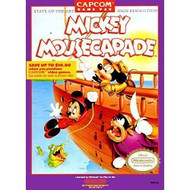 Mickey Mousecapade For Nintendo NES Vintage - EE673346