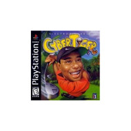 Cyber Tiger Tiger Woods For PlayStation 1 PS1 With Manual And Case - EE673398