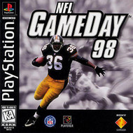 NFL Gameday 98 For PlayStation 1 PS1 Football With Manual And Case - EE673397