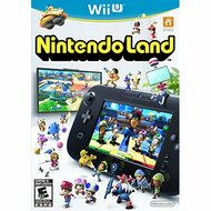Nintendoland Wii With Manual And Case For Wii U - ZZ673420