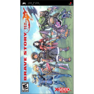 Brave Story: New Traveler Sony For PSP UMD - EE673451