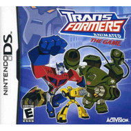 Transformers Animated For Nintendo DS DSi 3DS 2DS - EE673570