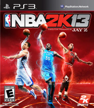 NBA 2K13 For PlayStation 3 PS3 Basketball - EE673638