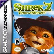 Shrek 2 Beg For Mercy! For GBA Gameboy Advance - EE673875