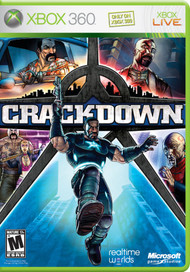 Crackdown For Xbox 360 Arcade - EE673960