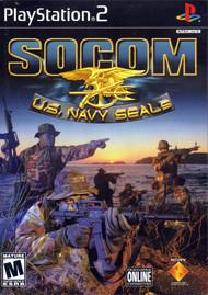 Socom: US Navy Seals For PlayStation 2 PS2 - EE674134