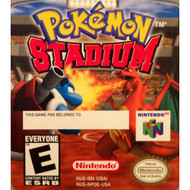 Nintendo 64 Pokemon Stadium Battle Console Set - ZZ674267