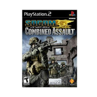 Socom US Navy Seals: Combined Assault For PlayStation 2 PS2 Shooter - EE674498