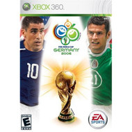 2006 FIFA World Cup For Xbox 360 Soccer With Manual and Case - EE674561