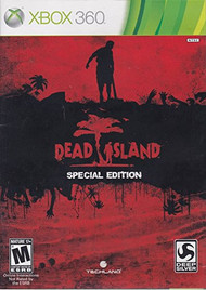 Dead Island Special Edition For Xbox 360 With Manual And Case - EE674668