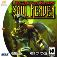 Legacy Of Kain: Soul Reaver For Sega Dreamcast - EE674914