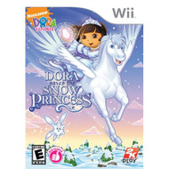 Dora The Explorer: Dora Saves The Snow Princess For Wii - EE674936