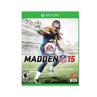 Madden NFL 15 Xbox One With Case - ZZ675100