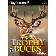 Cabela's Trophy Bucks For PlayStation 2 PS2 Shooter - EE675190