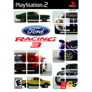 Ford Racing 3 For PlayStation 2 PS2 With Case - EE675196