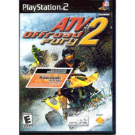 ATV Offroad Fury 2 For PlayStation 2 PS2 Racing - EE675209