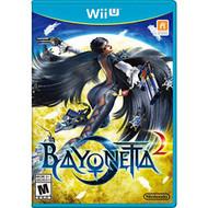 Bayonetta 2 Single Disc For Wii U - EE675294