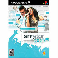 Singstar Pop For PlayStation 2 PS2 Music With Manual and Case - EE675336