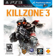 New Killzone 3 PS3 Videogame Software With Manual and Case - ZZ675444