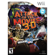 Attack Of The Movies 3D For Wii - EE675450