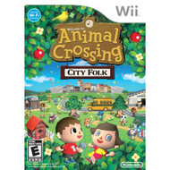 Animal Crossing: City Folk For Wii - EE675459