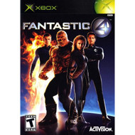 Fantastic Four Xbox For Xbox Original 4 With Manual and Case - EE675553