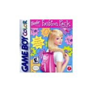 Barbie Fashion Pack Games On Gameboy Color - EE675602