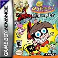 Fairly Odd Parents: Enter The Cleft For GBA Gameboy Advance - EE675703