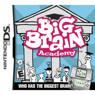 Big Brain Academy For Nintendo DS DSi 3DS 2DS Puzzle Games - EE675748