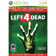 Left 4 Dead Xbox 360 For Xbox 360 Fighting With Manual And Case - EE676021