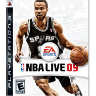NBA Live 09 For PlayStation 3 PS3 Basketball - EE676294