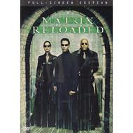 Matrix Reloaded Movie On DVD - EE676317