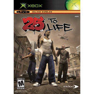 25 To Life Xbox For Xbox Original - EE676532