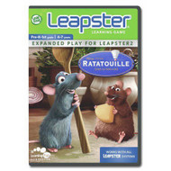 Leapfrog Leapster Learning Game: Ratatouille For Leap Frog Arcade - EE676596