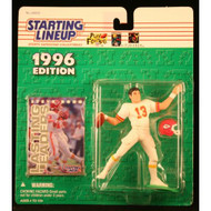 1996 Steve Bono NFL Starting Lineup Figure Toy Football - EE676705