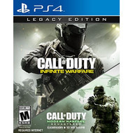 Call Of Duty: Infinite Warfare PS4 Legacy Edition For PlayStation 4 - EE676888