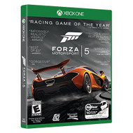 Forza 5: Game Of The Year Edition For Xbox 360 Racing With Manual and - EE676889