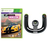 Forza Horizon And Xbox 360 Wireless Speed Wheel Bundle - ZZ676943