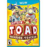 Captain Toad: Treasure Tracker For Wii U - EE677009