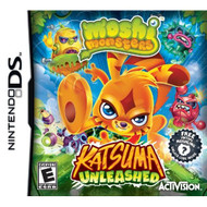 Moshi Monsters: Katsuma Unleashed For Nintendo DS DSi 3DS 2DS - EE677110