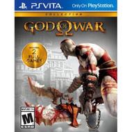 God Of War Collection PlayStation Vita For Ps Vita - EE677156