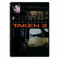 Taken 2 On DVD With Liam Neeson - EE677427